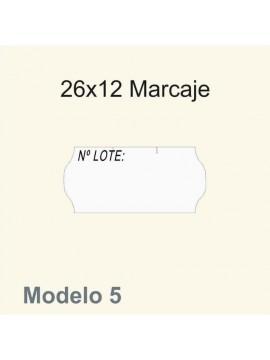 MODELO CON PULSADOR MANDO NORMAL (C/CABLE)