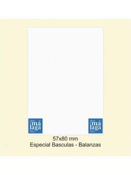ETIQUETAS 56x40 Semibrillo